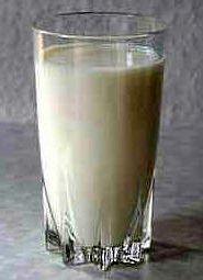 молоко с содой, пищевая сода