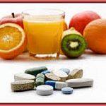 Натуральные витамины и синтетические.