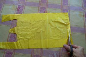 Как связать коврик из полиэтиленовых пакетов?