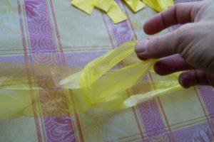 Коврики из полиэтиленовых пакетов. Как связать коврик из полиэтиленовых пакетов?