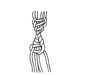 Основные узлы и узоры макраме